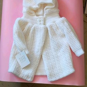 Tots Fifth Ave Baby Sweater